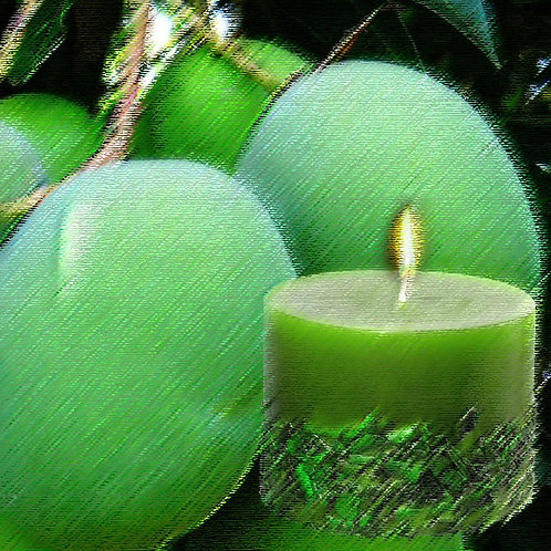 Essencia Vela Mangue Vert - 420028