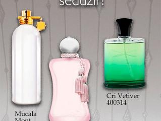 Novos perfumes para encantar e seduzir!