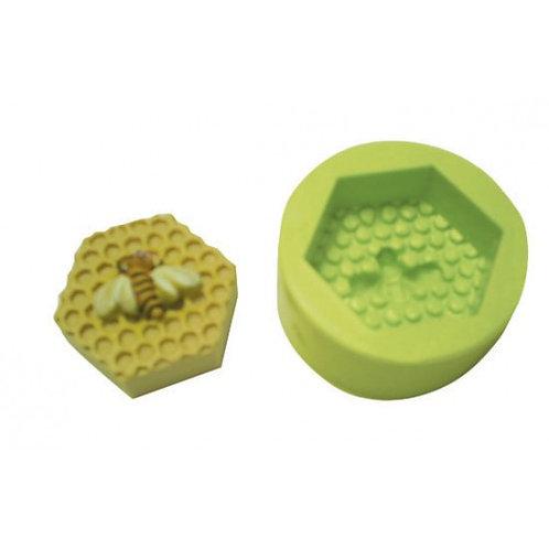Forma de silicone Colmeia Pequena  (1 cav.) 164745