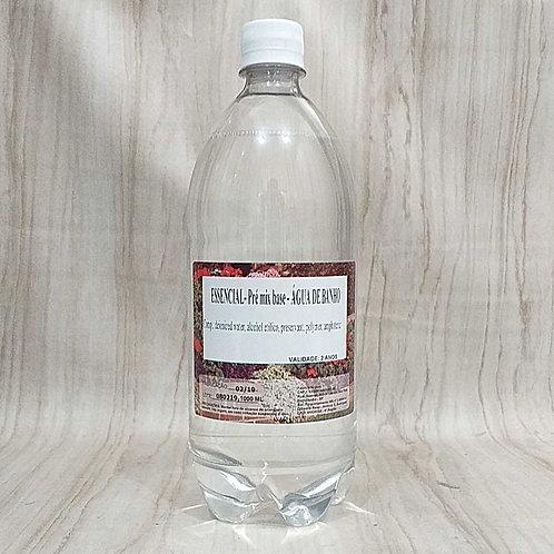 Base Agua Corporal BT 1x1 Transparente (1L)- 060144