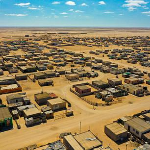 ナミビア西部