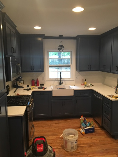 Kitchen Remodel Athens, GA