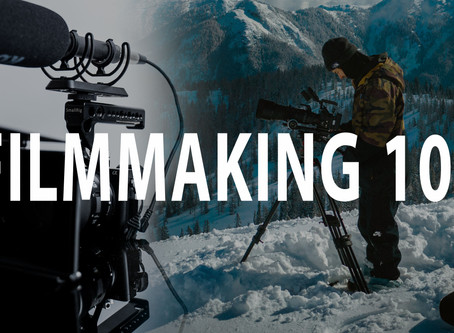 Filmmaking 101 - Learn the Camera Basics