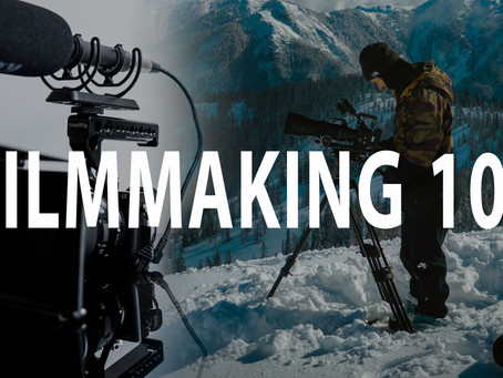 Filmmaking 101 - Learn the Camera Basics