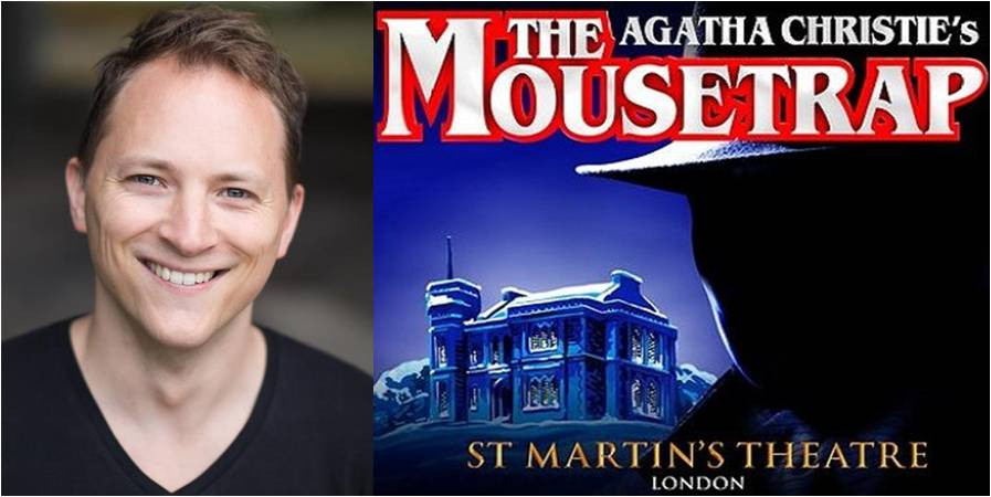 Mathew Foster joins The Mousetrap as Sergeant Trotter