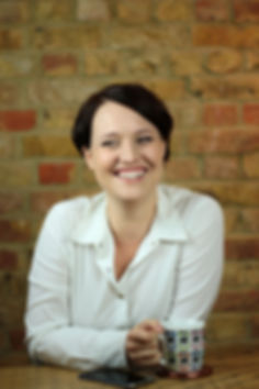 Photo of Nellie McQuinn, director of Property 165 and Grass Roots Media