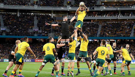 Rugby Union Boomerang Effect
