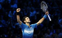 Novak Djokovic Boomerang Effect