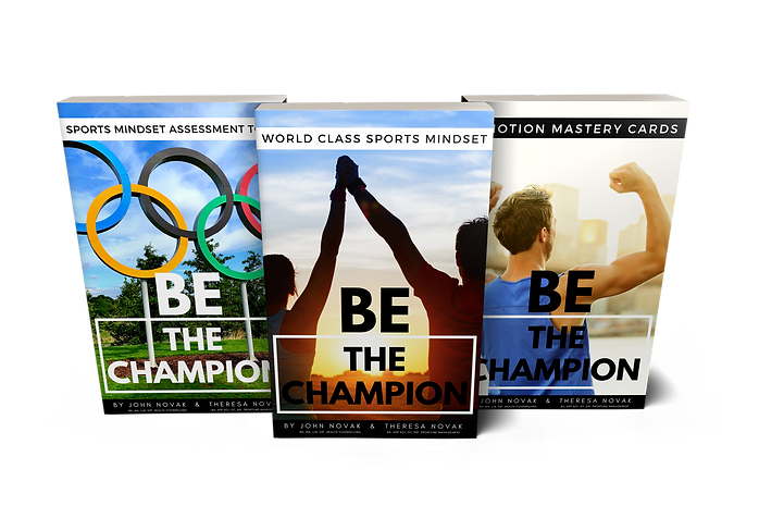 Sports Book Series