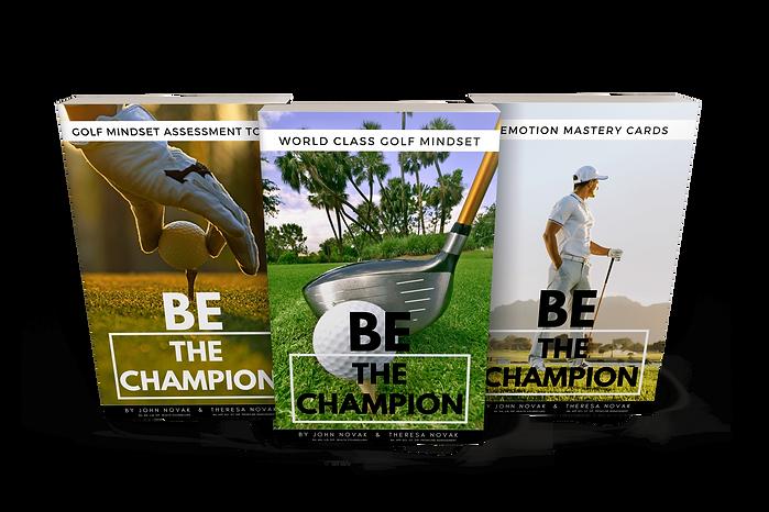 Golf Book Series Boomerang Effect
