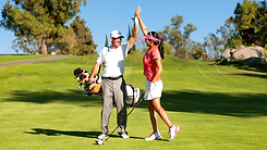 Golf Boomerang Effect