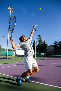 Tennis Boomerang Effect