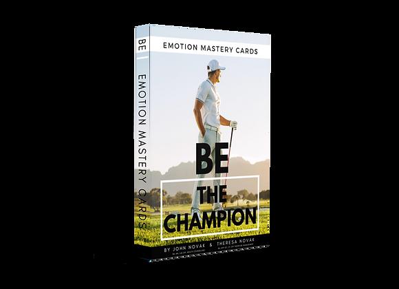 Golf Emotion Mastery Cards (ebook)