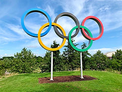 Olympic Rings Boomerang Effect