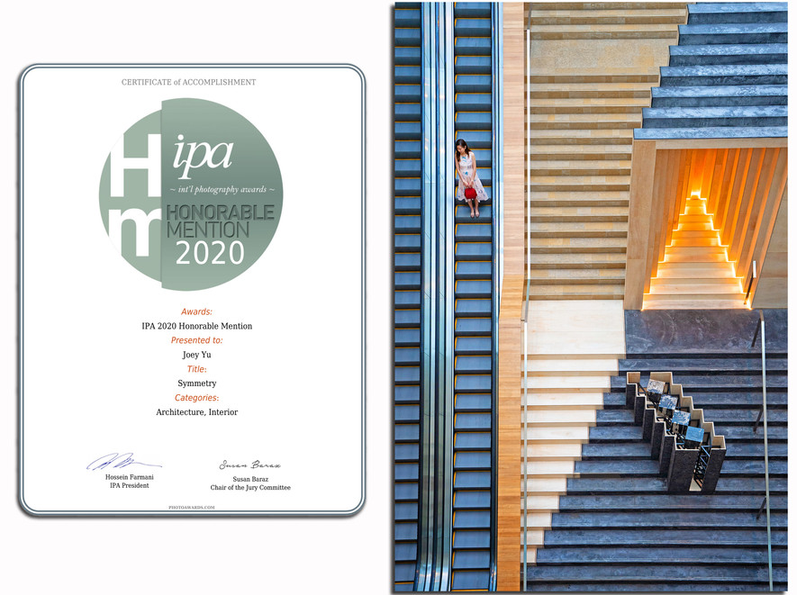 IPA Honorable mention 2020 - Symmetry.jp