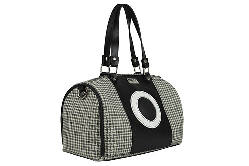Borsa Bauletto Gray