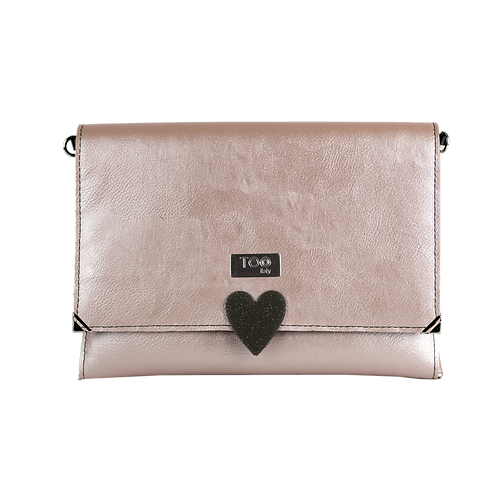 Clutch con Tracolla Pink