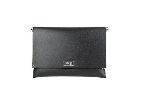 Borsa Tracolla Clutch Basic Satinato