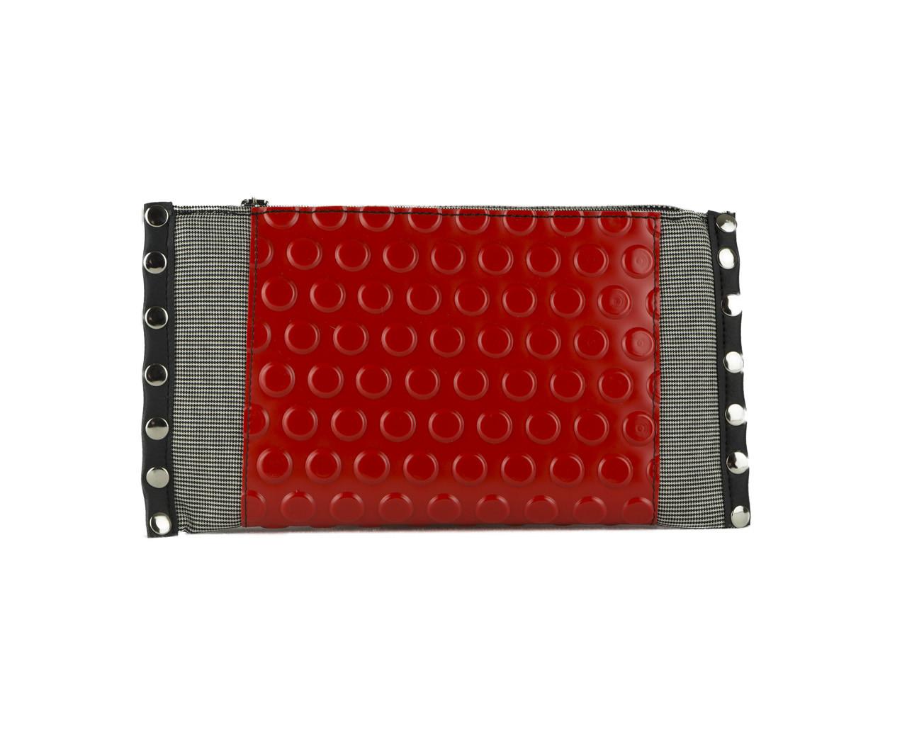 Clutch Mini Red