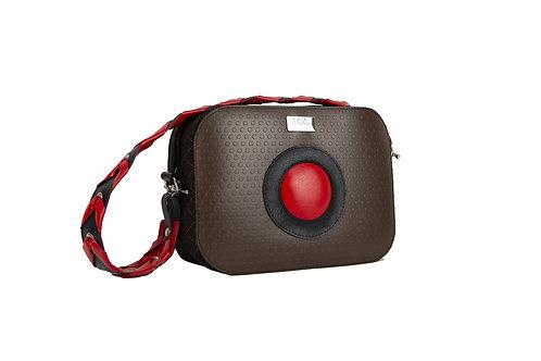 Borsa a Spalla Camera Bag Brown