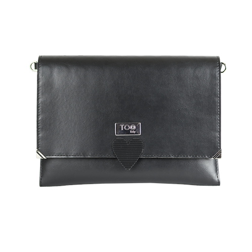 Clutch con Tracolla Dark