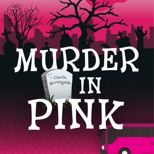 Murder in Pink (Ghostly Hitchhiker 4)