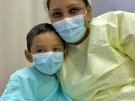Joshua   Cirugía Pediátrica   2021