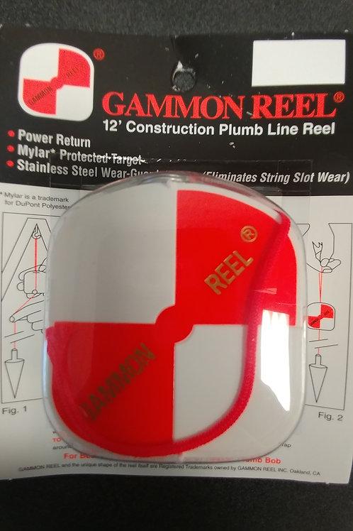 12' Gammon Reel