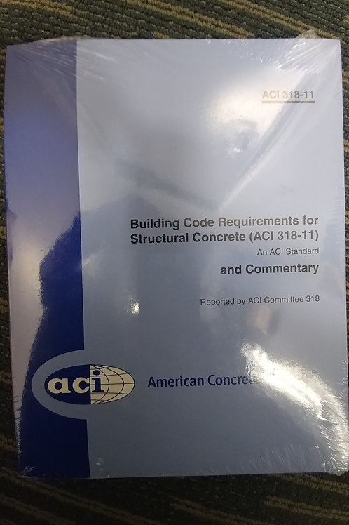 ACI Building Code Requirements for Structural Concrete