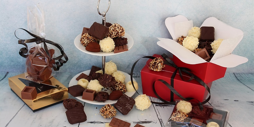 The Chocolate Box Class £125 CLASS FULL