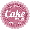 Sarah Thomas - MARCH 2016 Cake Masters M