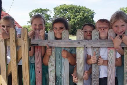 The Cabin Crew, Sidegate Primary, Ipswich, Childcare