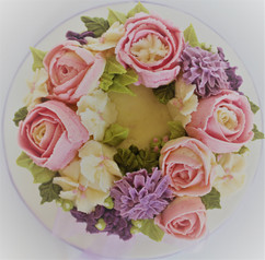 Sarah Thomas - Buttercream Flower Cake.J