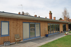 Sapphire Builders - Post House Extension