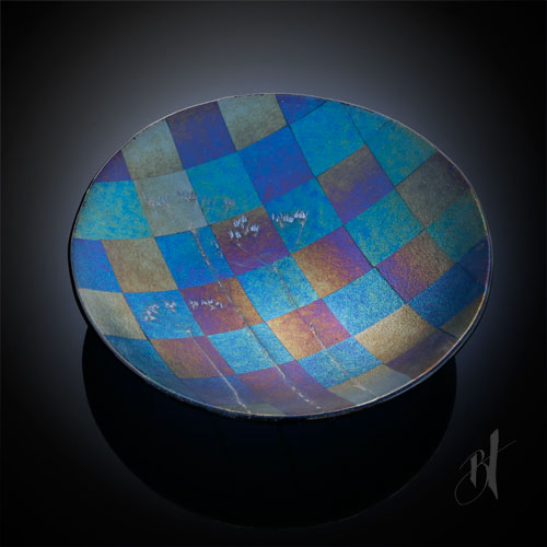 Becky Haywood Glass Bowl