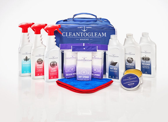 CLEANTOGLEAM Product Bag