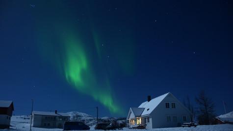 Northern Lights Jan 2018