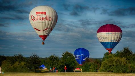 Bristol Balloon Fiesta 2018