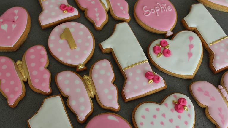 Creative Cookies Class £125 FULL