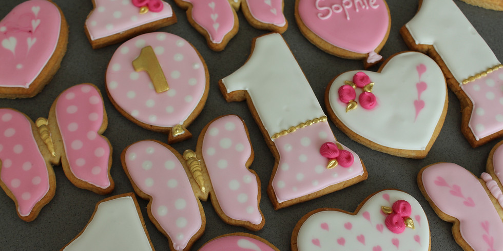 Creative Cookies Class £99 FULL
