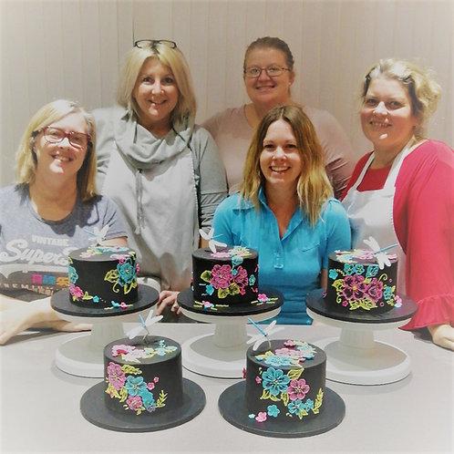 Cake Class Gift Certificate