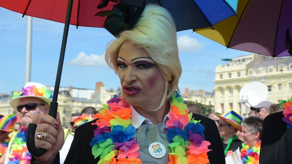 Brighton Pride August 2018