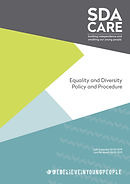 SDA Equality and Diversity Policy and Pr