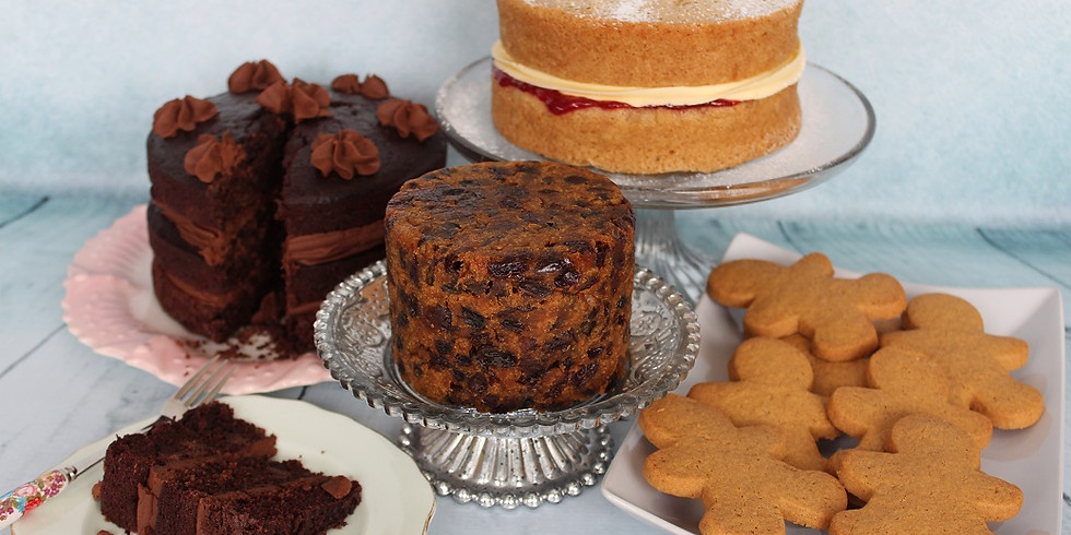 Free-From Baking Masterclass