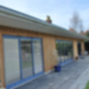 Extension by Sapphire Builders