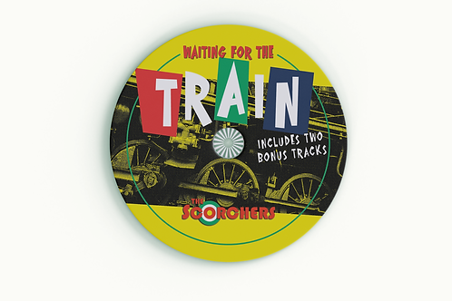 Waiting for The Train - Single on CD