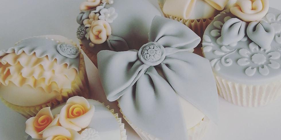 Victoriana Cupcakes