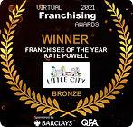 Virtual Franchising Awards Winner