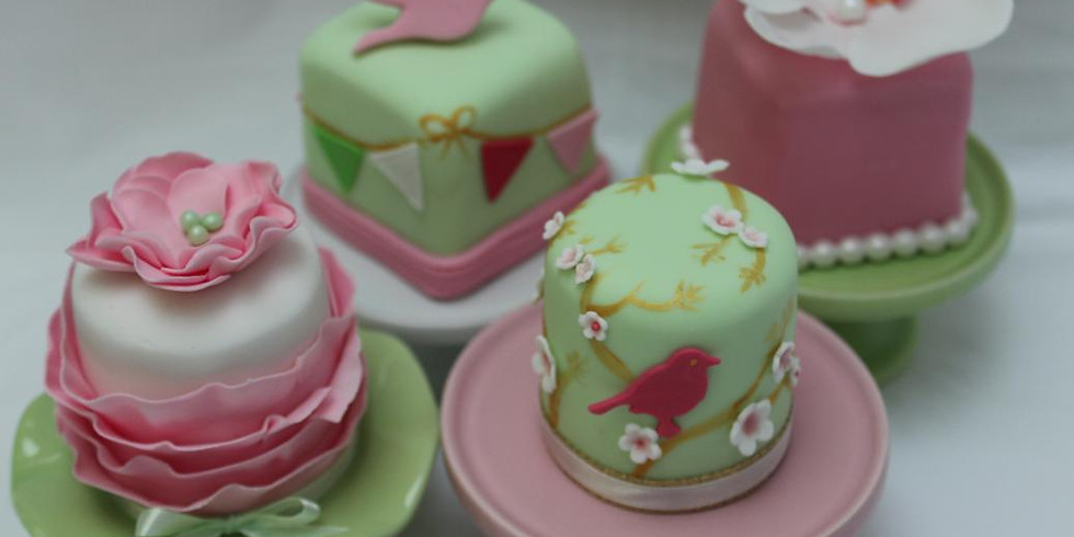 Mini Cakes Class
