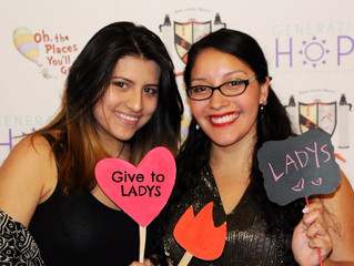 #GivingTuesday with LADYS